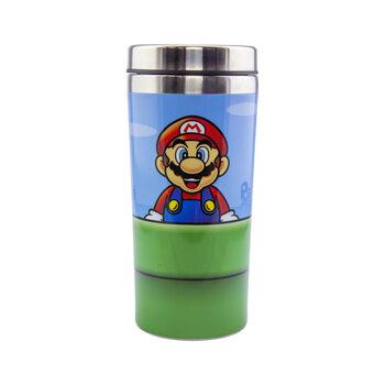 Taza de viaje Super Mario - Warp Pipe
