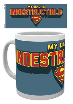 Taza  Superman - Indestrucible