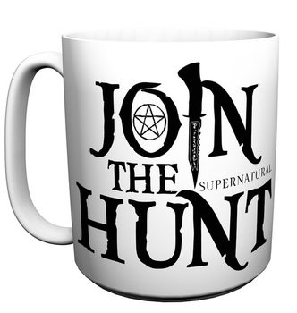 Taza  Supernatural - Hell and Back