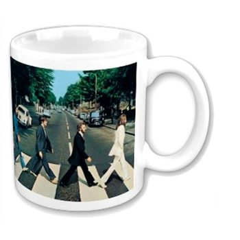 Taza The Beatles –  Abbey Road Crossing