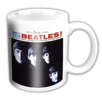 Taza  The Beatles – Us Album Meet The Beatles