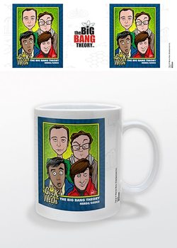 Taza The Big Bang Theory - Geek a Week