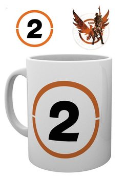 Taza  The Division 2 - Agent