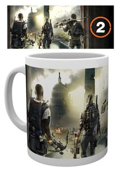 Taza  The Division 2 - Captol