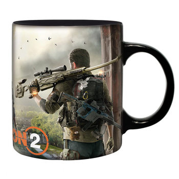 Taza  The Division - Capitol