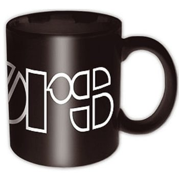 Taza  The Doors – Logo Black