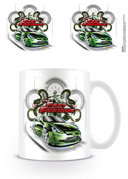 Taza  The Fast and Furious  - Speedo