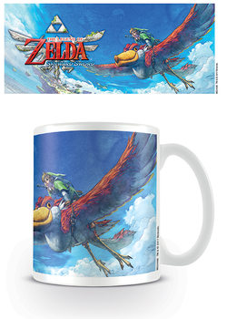Taza  The Legend Of Zelda - Skyward Sword