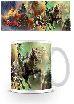 Taza  The Legend Of Zelda - Twilight Princess HD
