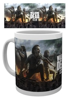 Taza  The Walking Dead – Fire