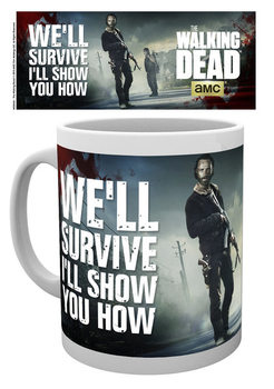 Taza The Walking Dead - Guns