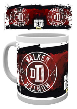 Taza  The Walking Dead - Patch