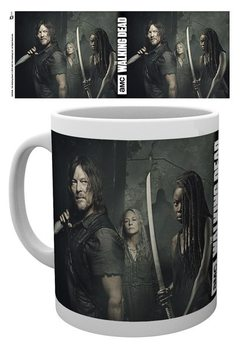 Taza  The Walking Dead - Trio