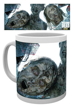 Taza The Walking Dead - Window Zombies
