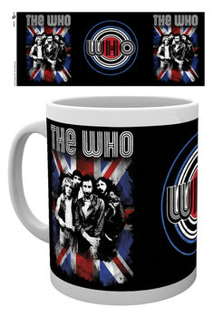 Taza The Who - Flag