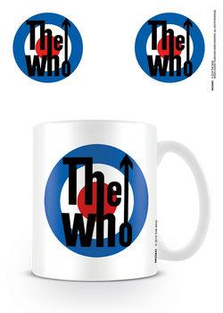 Taza The Who - Target Logo