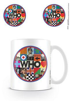 Taza The Who - Who Album