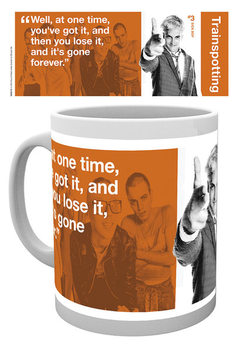 Taza Trainspotting - Sick Boy