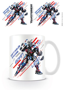 Taza  Transformers: El último caballero - Born To Lead