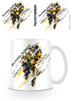 Taza Transformers: El último caballero - Can't Catch This