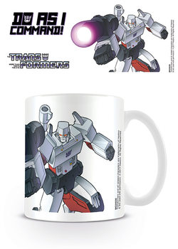 Taza  Transformers G1 - Megatron - Do As I Command