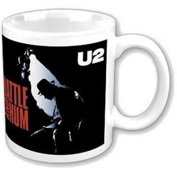 Taza  U2 – Rattle & Hum
