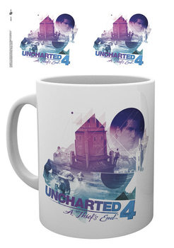 Taza  Uncharted 4: A Thief's End - Bike Chase