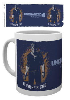 Taza Uncharted 4: A Thief's End