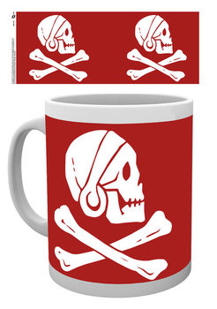 Taza  Uncharted 4: A Thief's End - Red Skull