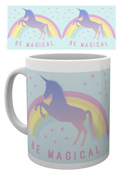 Taza  Unicirns - Be magical
