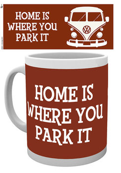 Taza  VW Camper - Home