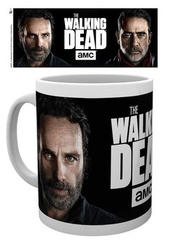 Taza  Walking Dead - Rick and Neegan
