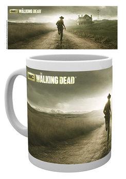 Taza Walking Dead - Running