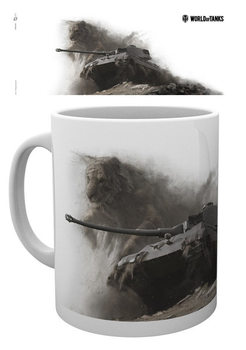 Taza  World Of Tanks  - Tiger II