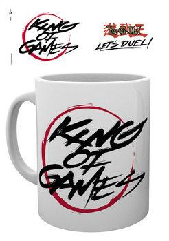 Taza Yu Gi Oh! - King Of Games