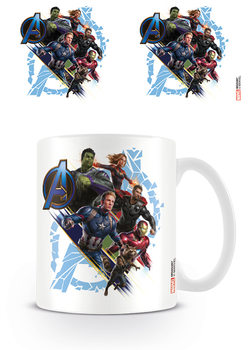 Tazze Avengers: Endgame - Attack