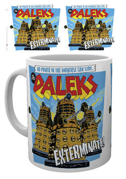 Tazze Doctor Who - The Daleks