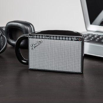 Tazza Fender - AMP