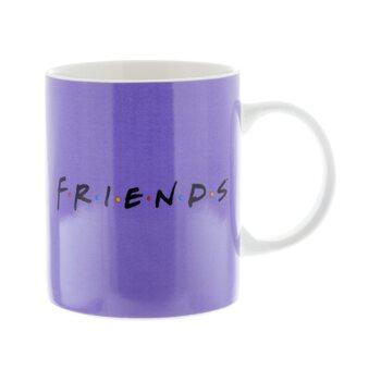Tazza Friends - Personalities
