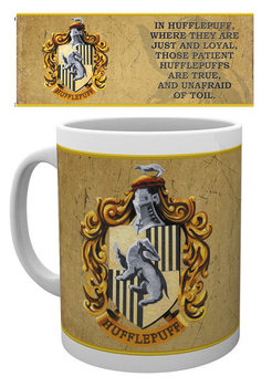 Tazze  Harry Potter - Hufflepuff Characteristics