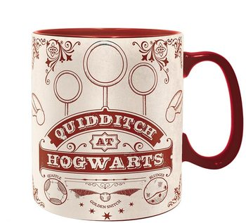 Tazza Harry Potter - Quidditch