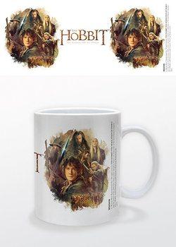 Tazze Lo Hobbit – Montage