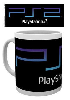 Tazze Playstation - PS2 Logo