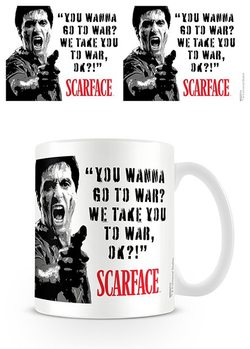 Tazze Scarface - War