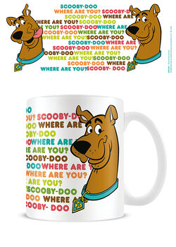 Tazze Scooby Doo - Where are You?