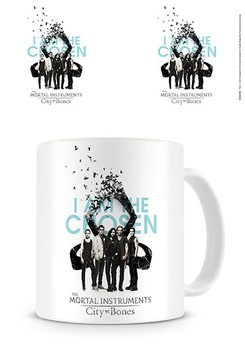 Tazze Shadowhunters: Cittá di Ossa - worlds will collide