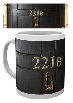 Tazze Sherlock - 221B