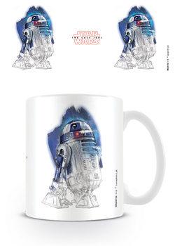 Tazze  Star Wars: Gli ultimi Jedi- R2-D2 Brushstroke