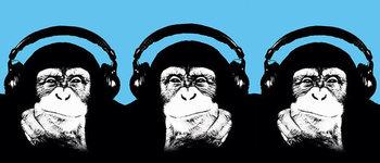 Tazze Steez - Scimmie
