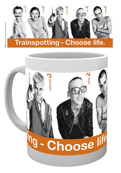Tazze Trainspotting - Cast